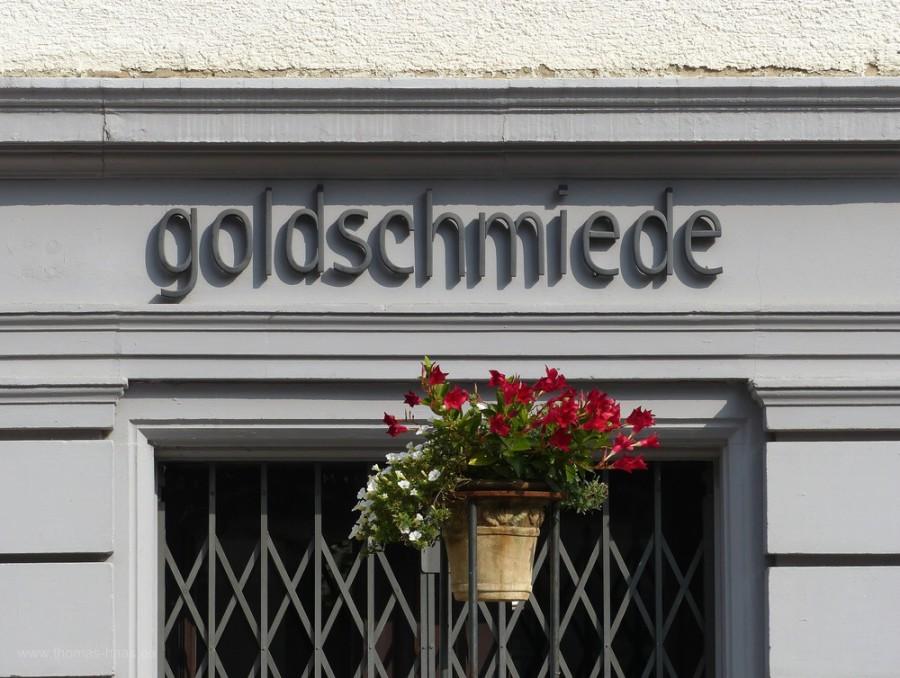 Goldschmiede in Ehingen