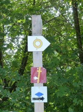 Hinweise zum Wanderweg, Ehingen 2019