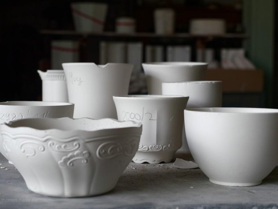 Verchiedene Porzellanwaren, 2019