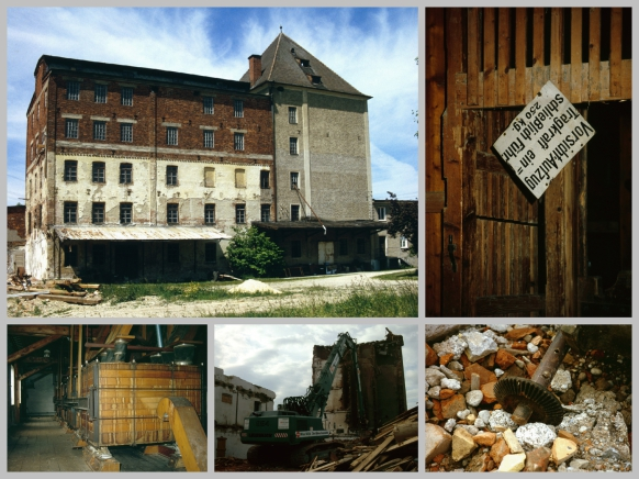 Vöhringen, Walzmühle, Collage