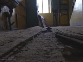 Hinter der Fassade, Lost Places, Yannink Musch, 2019