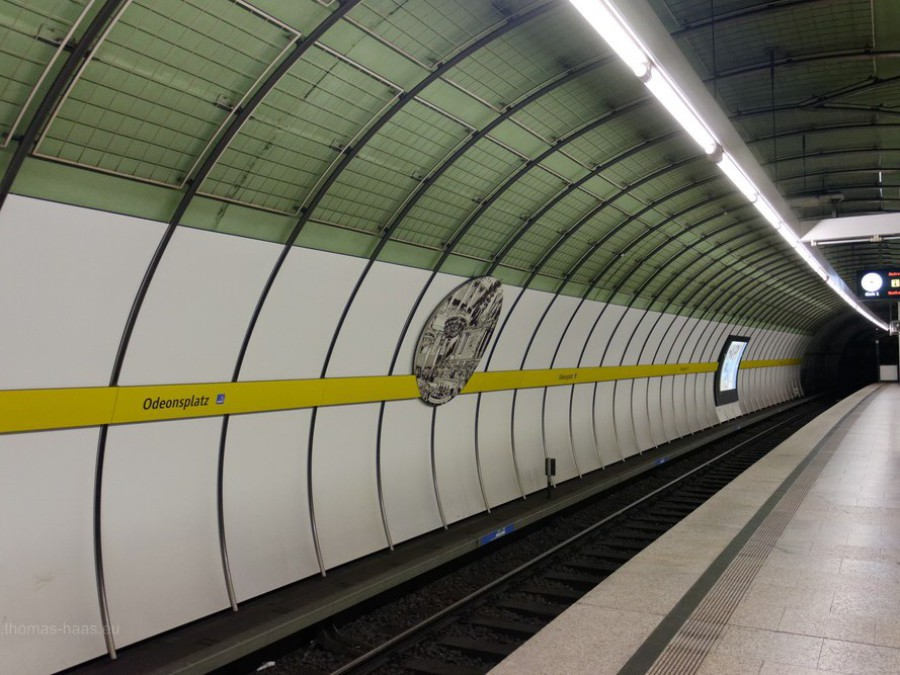 U-Bahn München, Odeonsplatz