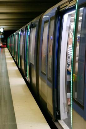 U-Bahn, München, 2019
