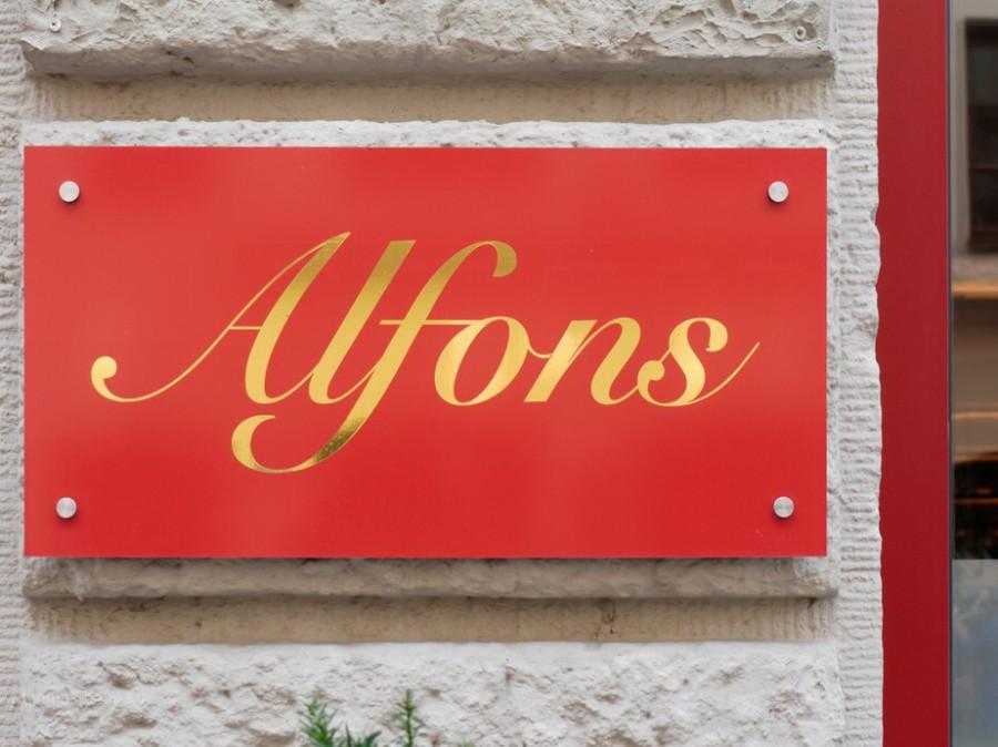"""""""Alfons""""- Lokal in München, 2019"""