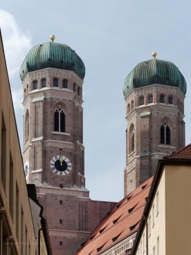 Annäherung an den Dom, 2019, München