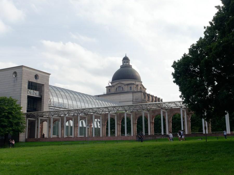Sitz der Bayerischen Staatsregierung, 2019