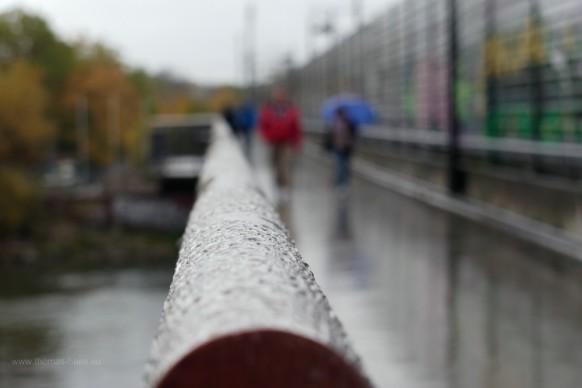 Regenwetter, Ulm, 2019