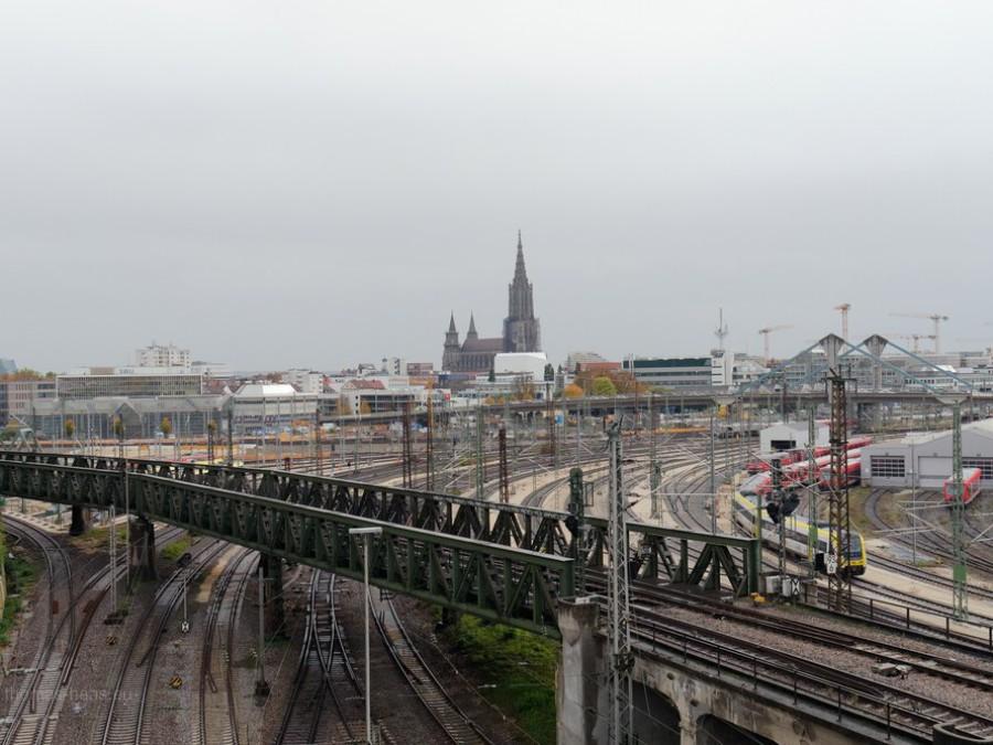 Alte Gleise, neue Gleise..., Ulm 2019