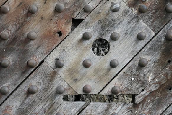 Detail, Kienlesbergbastion, Tor, Ulm, 2019
