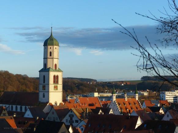 St. Martin in Biberach, Stadtpfarrkirche bei der Konfessionen seit 1548