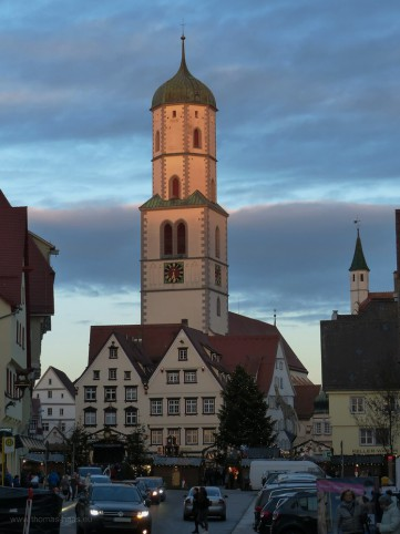Stadtpfarrkirche St. Martin in Biberach, 2019