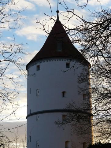 """Biberach, """"Weißer Turm""""..."""