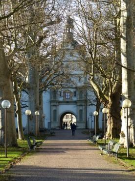 Alle im Residenzschloss Bad Mergentheim, Januar 2020
