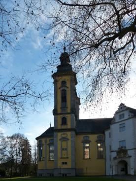 Schlosskirche Bad Mergentheim, 2020