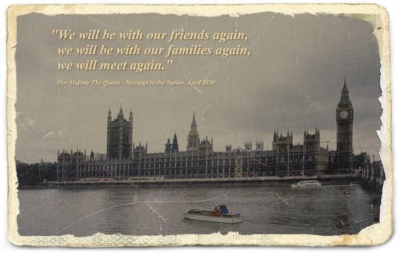 Zitat Queen Elizabetht II, 2020
