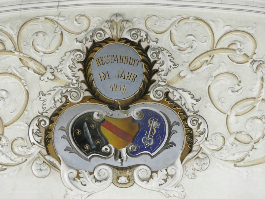 Bibliothek im Schloss