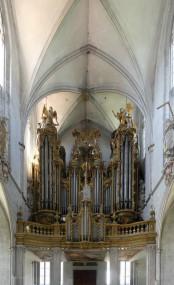 Hauptorgel im Münster zu Salem, 2020