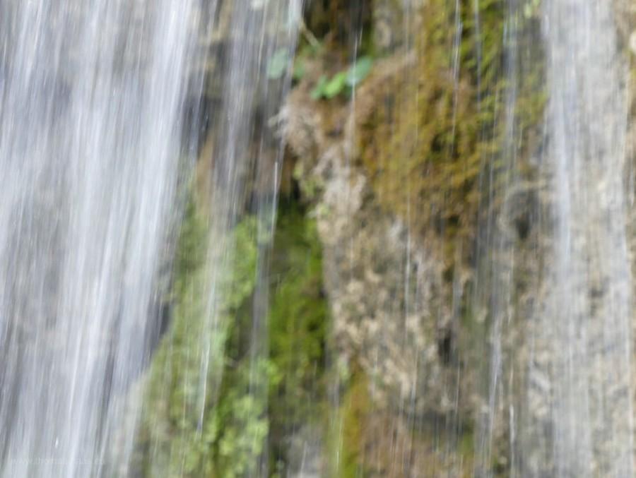 Wasserfall am Alpsee, Nordseite, 2020