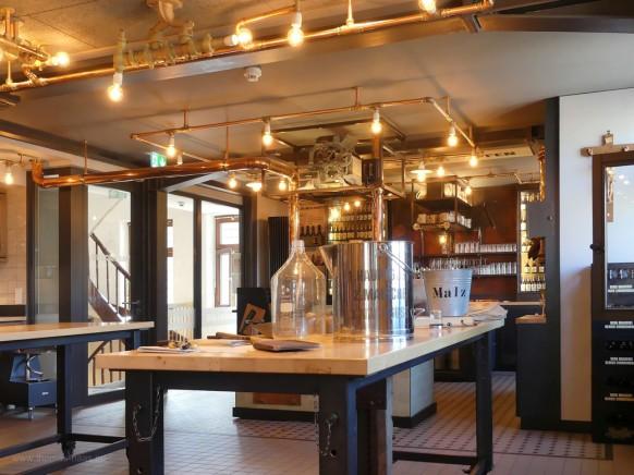 Brau & Backstube der Berg Brauerei, Ehingen im August 2020