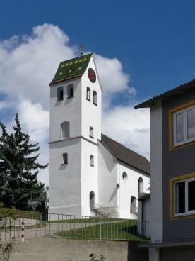 Ulrichskapelle, Berg