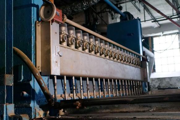 Stoffauflauf, Blankenberg, Bj. 1992