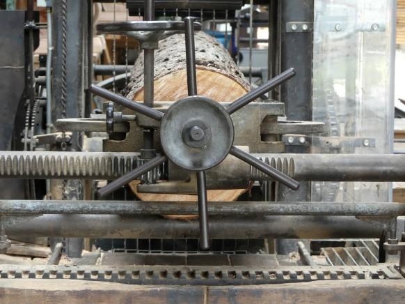 Mühle Amanda, Kappeln, Sägewerk, 2021