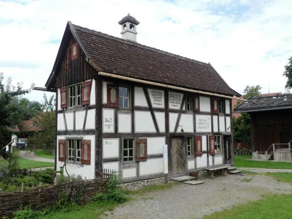 Woringer Häusle, Bauzustand 1930, Bauernhofmuseum Illerbeuren