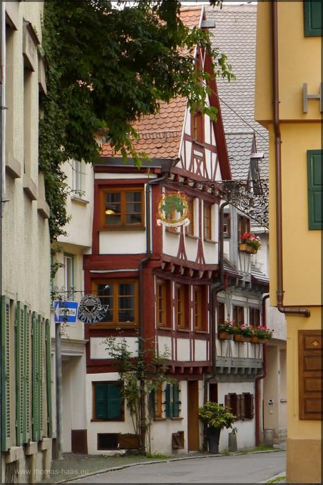 Ansichtssache Ulmer Details Touristenblick