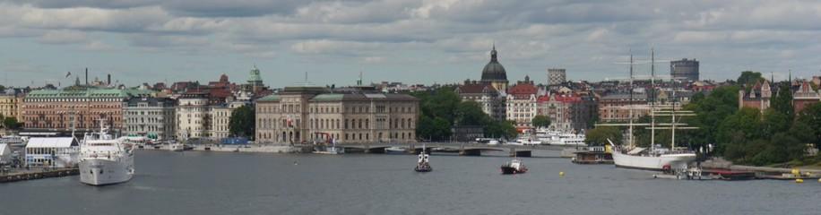 Stockholm, Hafen