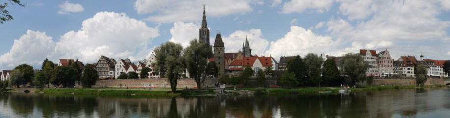 Panorama Ulm