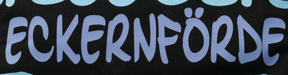 Schriftzug Eckernförde