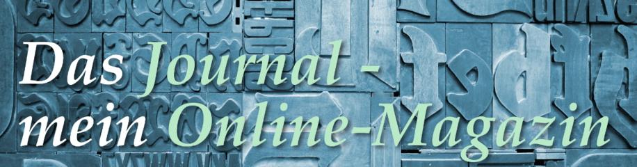 Titelbild Online-Magazin Journal