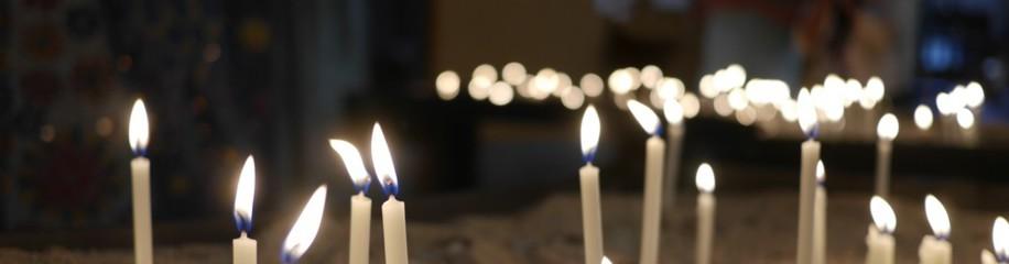 Kerzen im Münster
