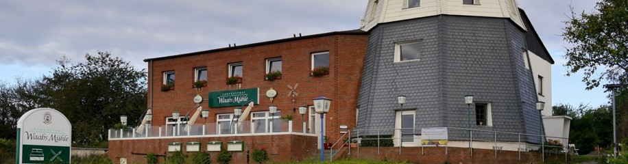 Waabs Mühle, Hotel und Landgasthof