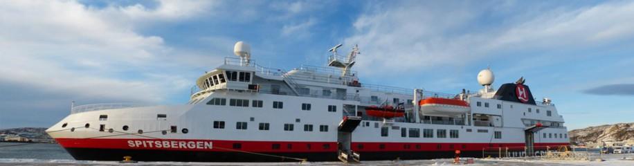M/S Spitsbergen in Bod