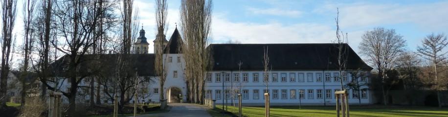Residenzschloss Bad Mergentheim, Januar 2020